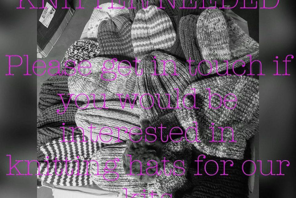Calling All Knitter!